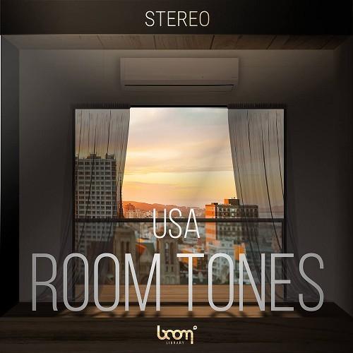 Room Tones USA Stereo