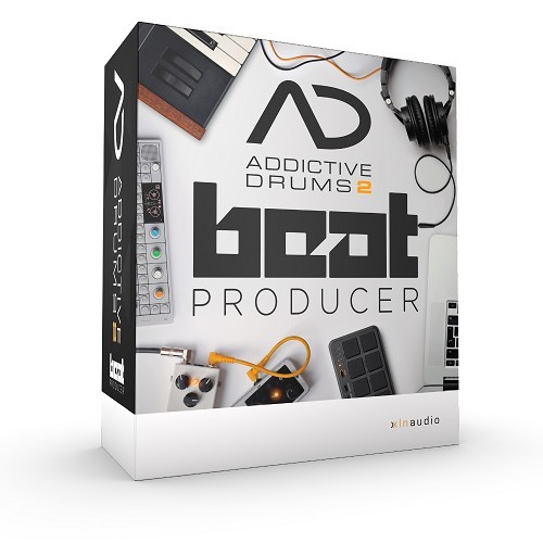 Addictive Drums 2: Beat Producer Edition