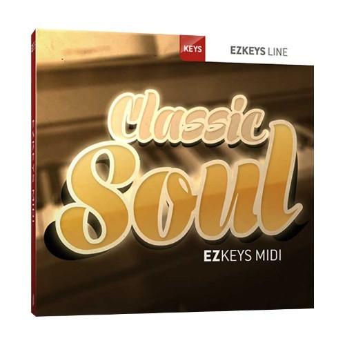 EZkeys MIDI Classic Soul