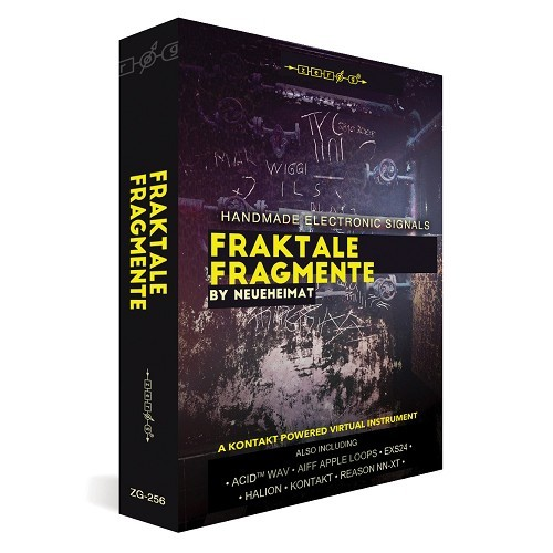 Fraktale Fragmente