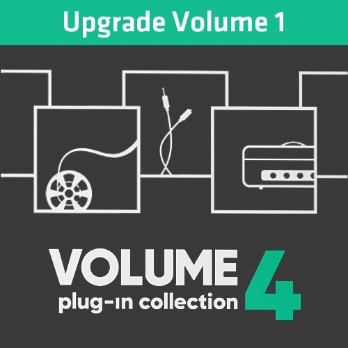 Volume 4 Upgrade Volume 1