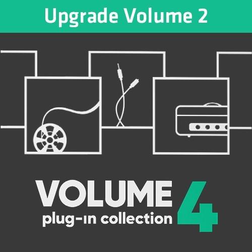 Volume 4 Upgrade Volume 2