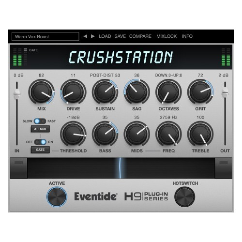 CrushStation