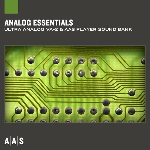 Analog Essentials - VA-3 Sound Pack