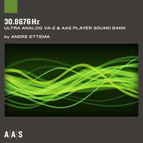 30.8676 Hz - VA-3 Sound Pack