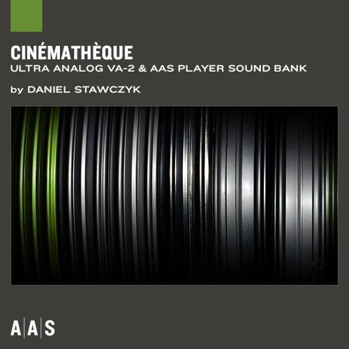 Cinematheque - VA-3 Sound Pack