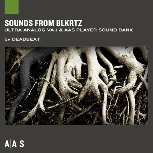 Sounds from BLKRTZ  - VA-3 Sound Pack