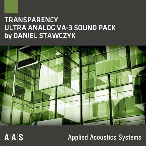 Transparency - VA-3 Sound Pack