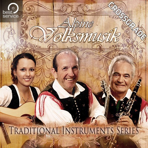 Alpine Volksmusik 1 Crossgrade