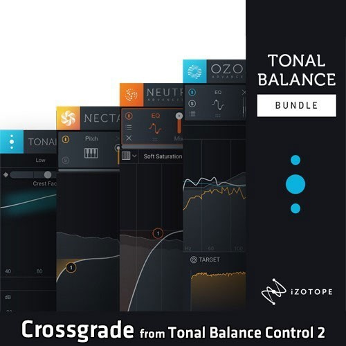 Tonal Balance Bundle Crossgrade TBC 2