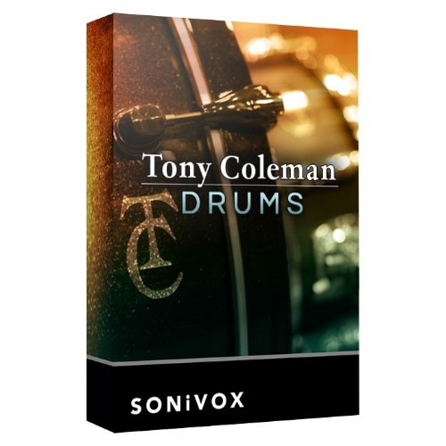 Tony Coleman Drums