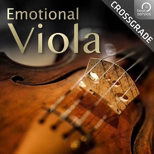 Emotional Viola Crossgrade