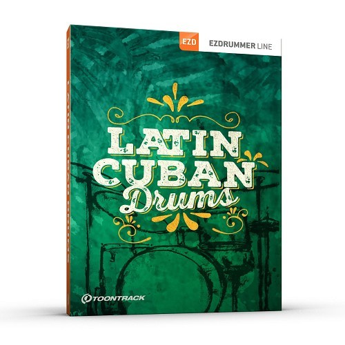 EZX Latin Cuban Drums