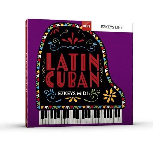 EZkeys MIDI Latin Cuban