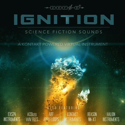 Ignition: Science Fiction Sounds
