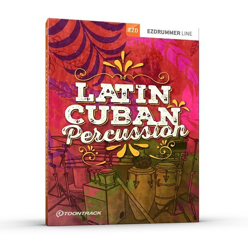 EZX Latin Cuban Percussion