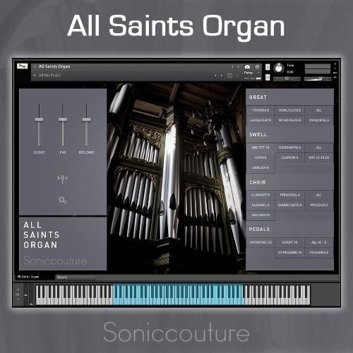 All Saints Organ
