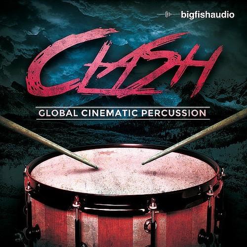 Clash: Global Cinematic Percussion