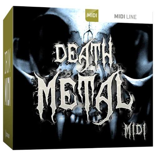Drum MIDI Death Metal