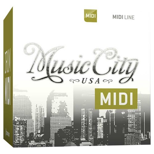 Drum MIDI Music City USA