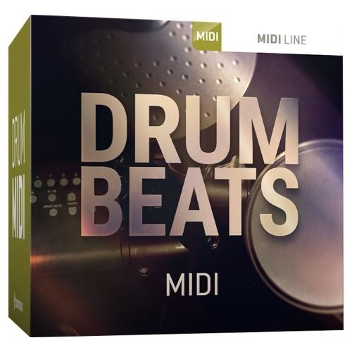 Drum MIDI Drum Beats