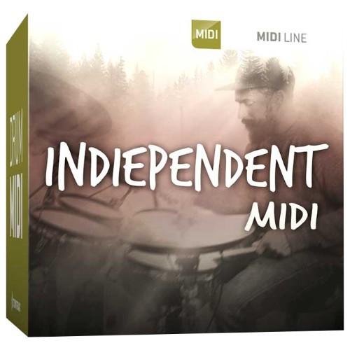 Drum MIDI Indiependent
