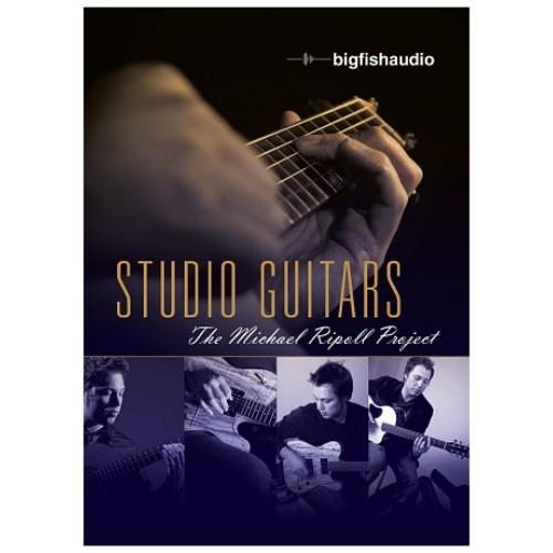 Studio Guitars: The Michael Ripoll Project