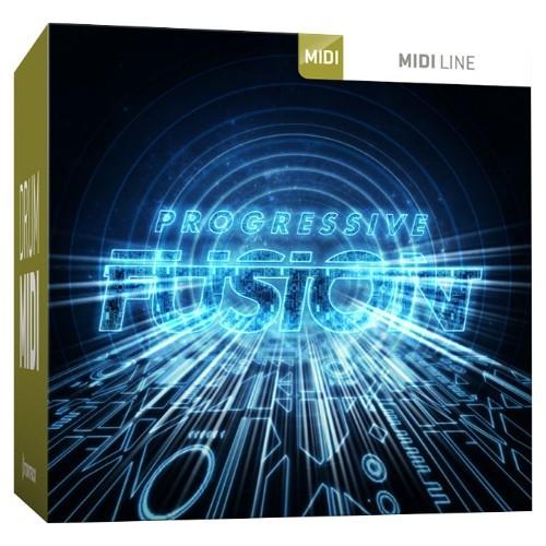 Drum MIDI Progressive Fusion