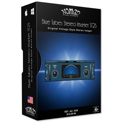 Blue Tubes Stereo Imager ST2S