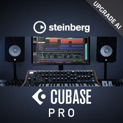 Cubase Pro Upgrade AI