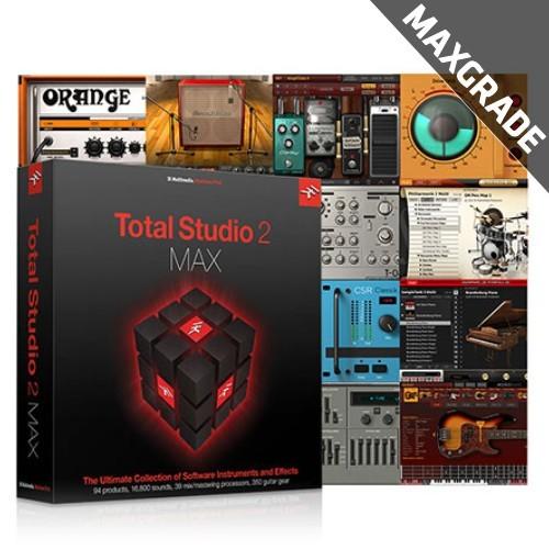 Total Studio 2 MAXgrade