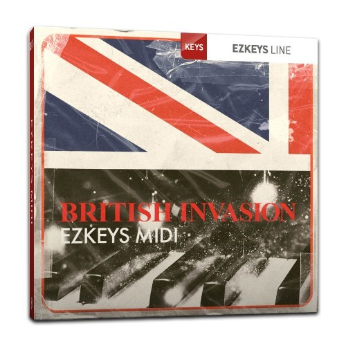 EZkeys MIDI British Invasion