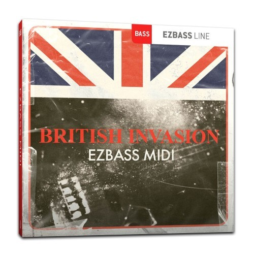 EZbass MIDI British Invasion