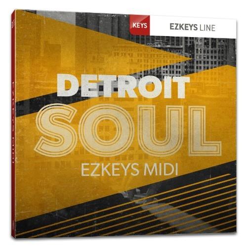 EZkeys MIDI Detroit Soul