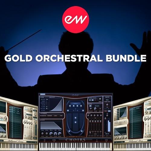 Hollywood Orchestral Bundle Gold