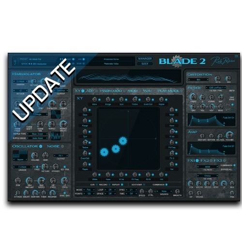 Blade 2 Update
