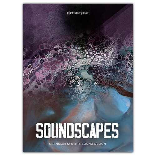 Soundscapes - Granular Synth