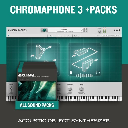 Chromaphone 3 + Packs