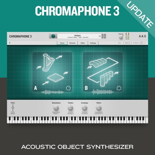 Chromaphone 3 Update