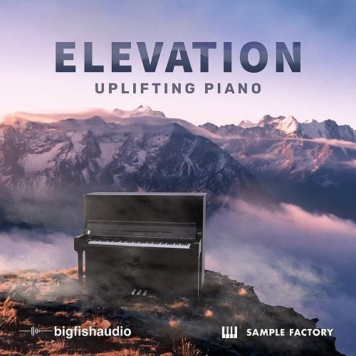 Elevation: Uplifting Piano