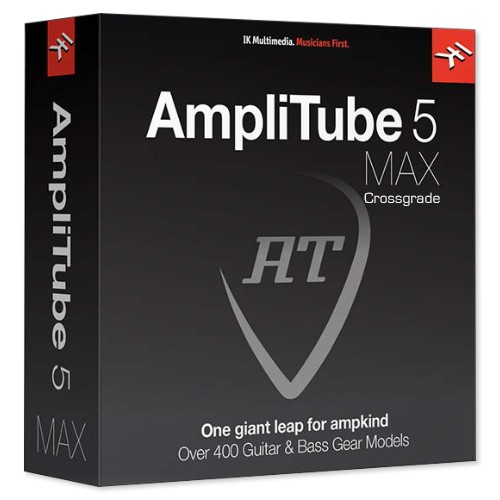 Amplitube 5 MAX Crossgrade