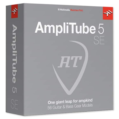 Amplitube 5 SE