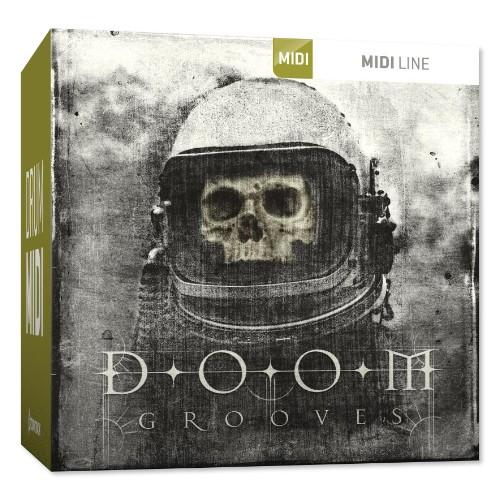 Drum MIDI Doom Grooves