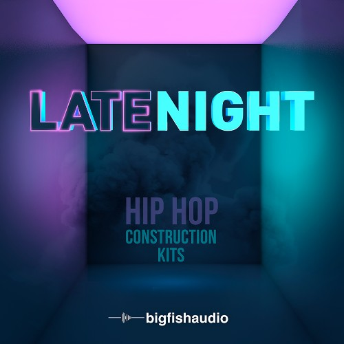 LATENIGHT: Hip Hop Construction Kits