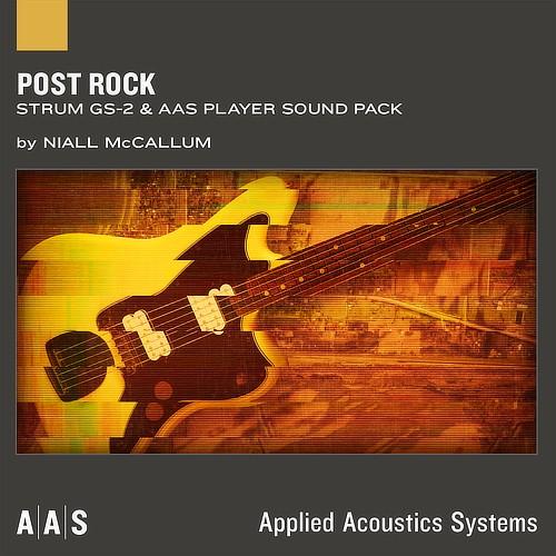 Post Rock - Strum GS2 Sound Pack