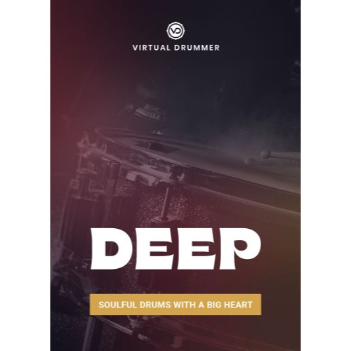 Virtual Drummer 2 Deep