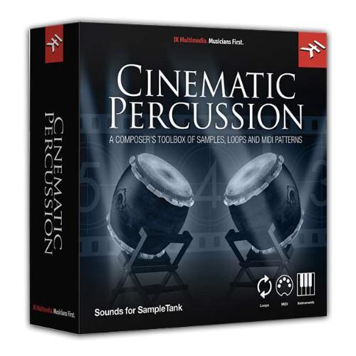 IKM Cinematic Percussion
