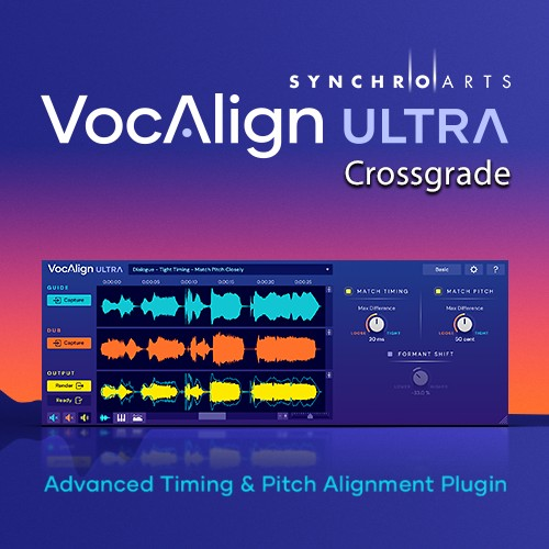 VocALign Ultra Crossgrade