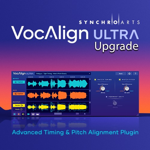 VocALign Ultra Upgrade