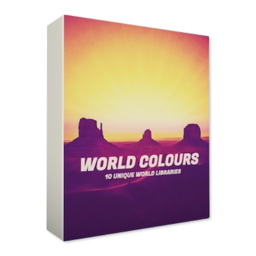 RS World Colours